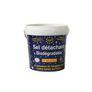 Sel détachant biodégradable ECODETERGENT