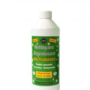 Nettoyant dégraissant biodégradable multi-usages ECODETERGENT